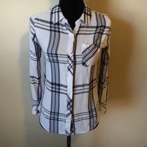 Rails| Hunter Plaid Button Down Shirt
